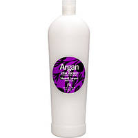 Шампунь для окрашенных волос Kallos Argan colour  Калос Арган, 1 л, Венгрия