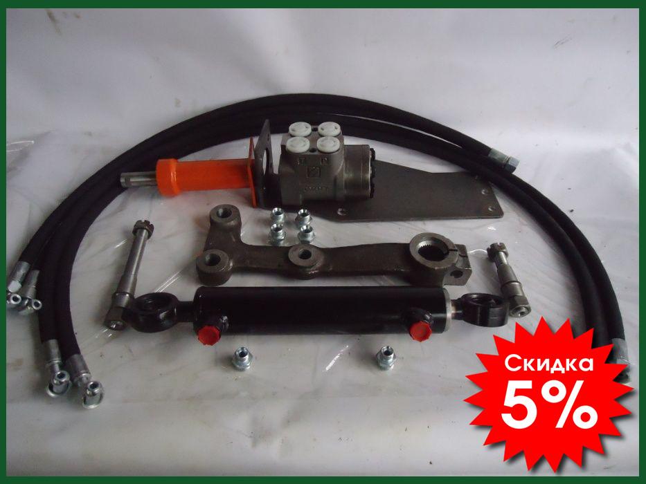 Комплект переоборудования рулевого управления ЮМЗ на насос дозатор