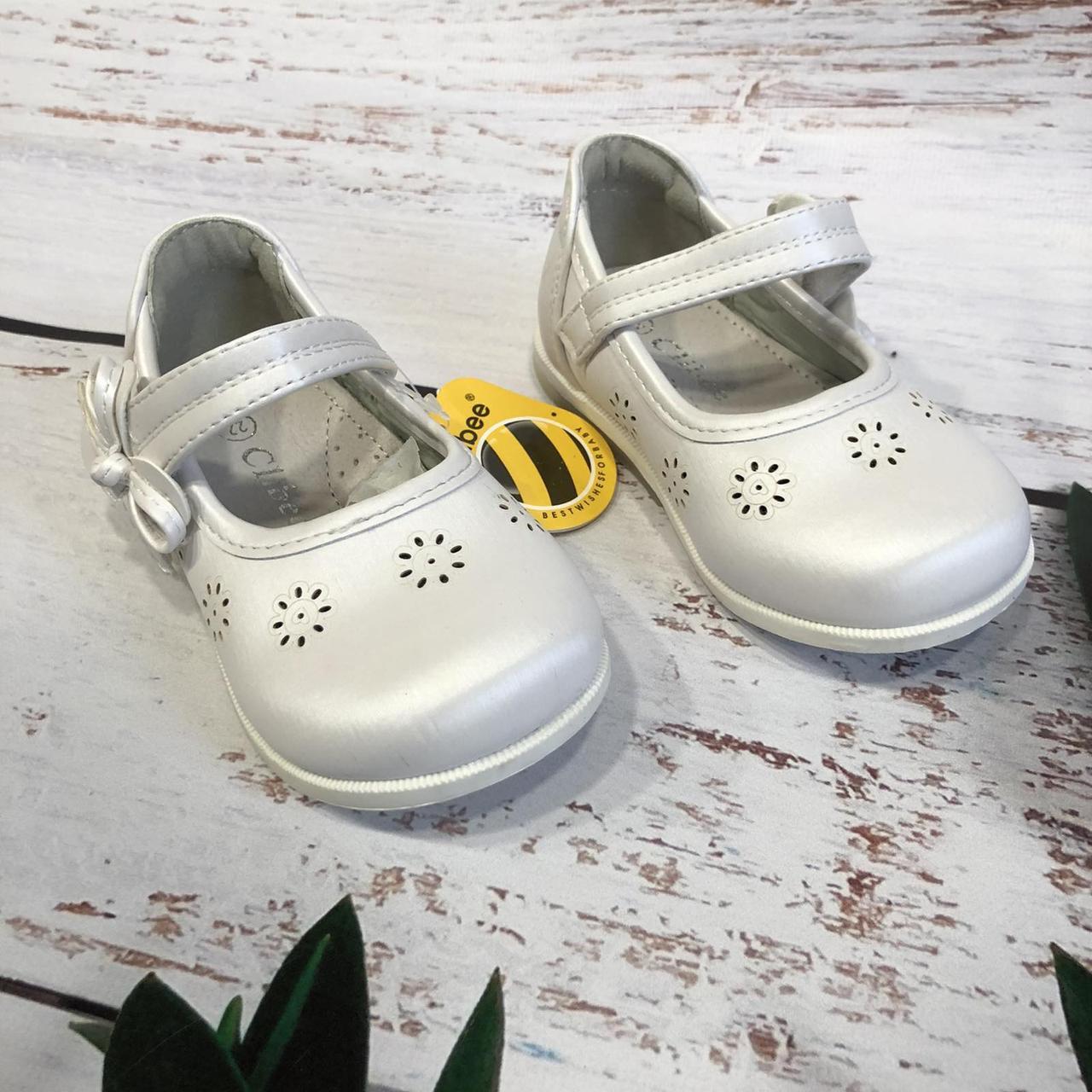 Шикарные детские туфли от бренда Clibee размер 20, 22,24,25