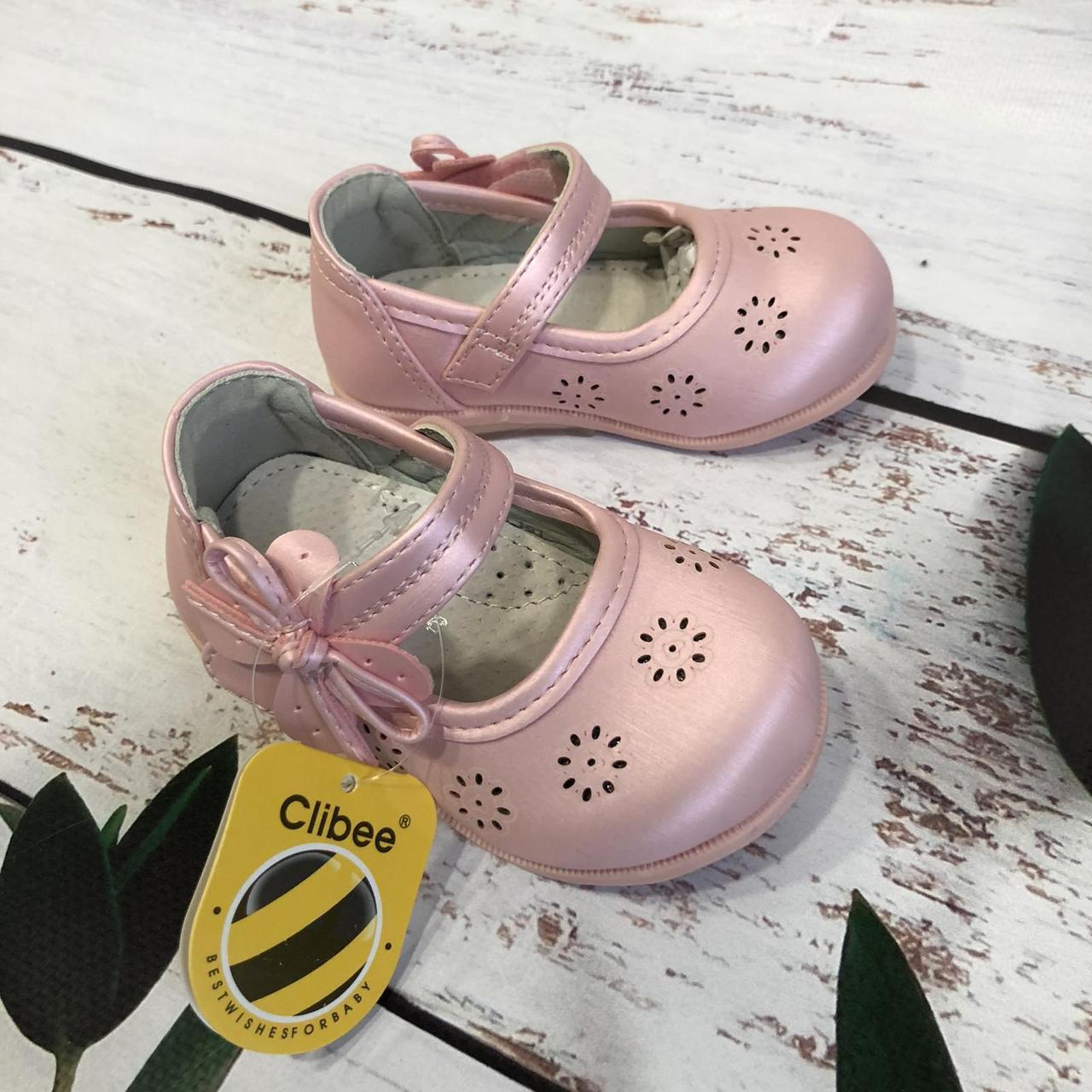 Шикарные детские туфли  от бренда Clibee размер 20, 21, 22, 24,25