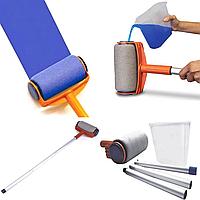Валик для автоматической покраски Paint Roller Racer Facil, покраска без подтеков
