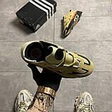 Мужские кроссовки Adidas Niteball Black FX0363, фото 5