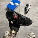 Жіночі кросівки Adidas Black Falcon Lacquered, фото 5