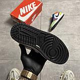 Жіночі кросівки Nike Air Jordan 1 Low Multicolor, фото 3