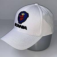Бейсболка Кепка з принтом Scania, фото 1