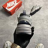 Женские кроссовки Nike M2K Tekno Linen Gray, фото 2