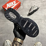 Женские кроссовки Nike M2K Tekno Linen Gray, фото 3
