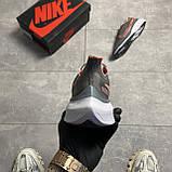 Чоловічі кросівки Nike Zoom Gravity Grey, фото 2