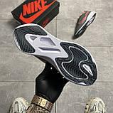 Чоловічі кросівки Nike Zoom Gravity Grey, фото 3