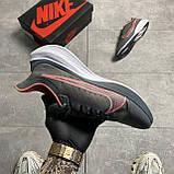 Чоловічі кросівки Nike Zoom Gravity Grey, фото 4