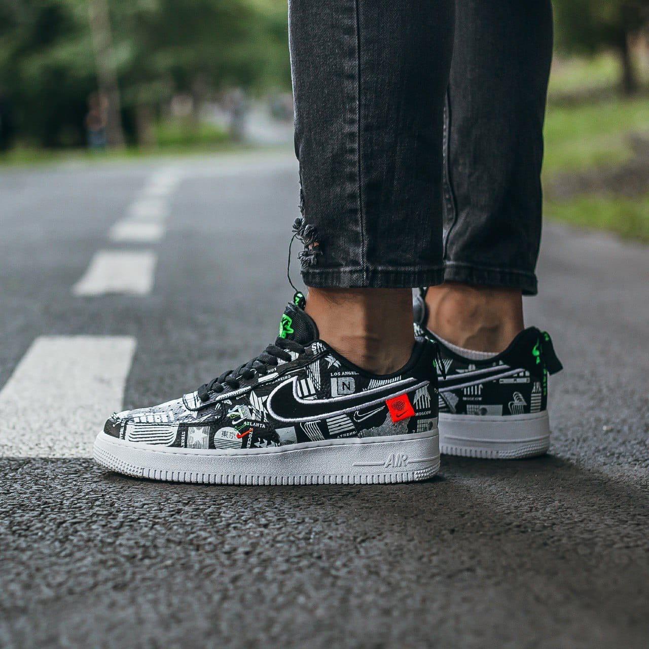 Чоловічі кросівки Nike Air Force