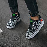 Чоловічі кросівки Nike Air Force, фото 5