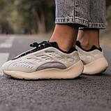 """Мужские/ женские кроссовки AdidasYeezy Boost 700 V3 """"Azael"""", фото 6"""