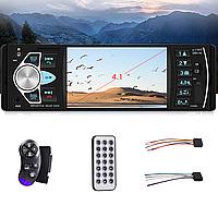 Автомобильная Bluetooth магнитола JSD D4022BT, с пультом на руль, 4,1 дюйма
