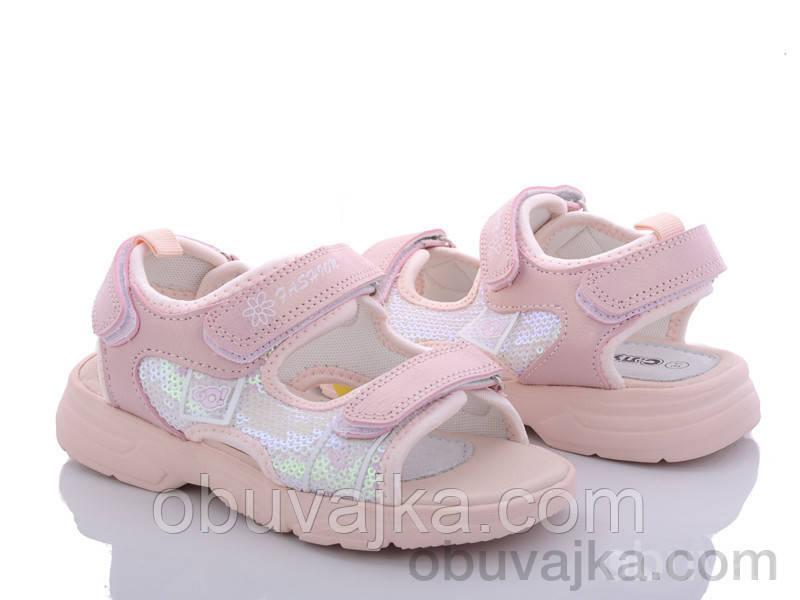 Летняя обувь оптом Босоножки  для девочки от производителя С Луч (рр 31-36)