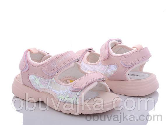 Летняя обувь оптом Босоножки  для девочки от производителя С Луч (рр 31-36), фото 2