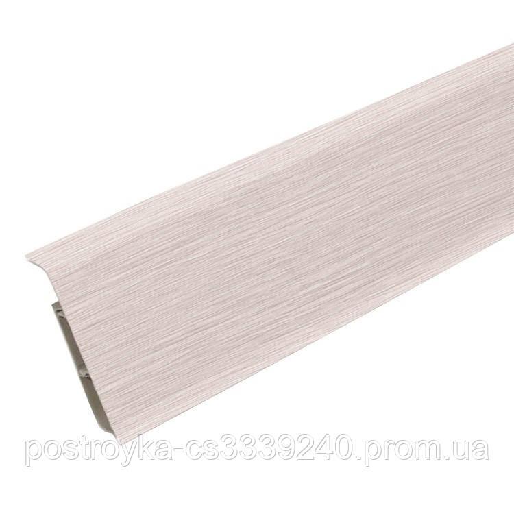 Плинтус пластиковый Идеал DECONIKA (Деконика) №274 Сосна северная 85 мм