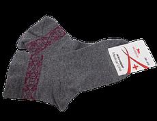 Шкарпетки без гумки Medical Line 36-40 сірі