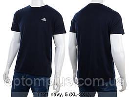 Футболки мужские норма (XL-3XL) оптом купить от склада 7 км