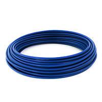 Трос в ПВХ 2/3 мм (синий)