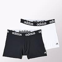 Мужские боксерки Essentials Boxer 2 n 1 Yarn Dyed (Артикул: D89877)
