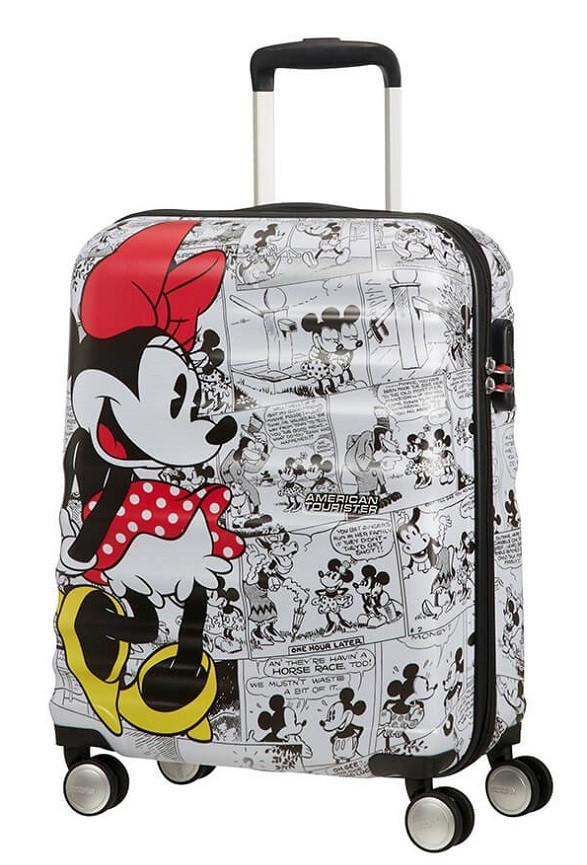 Детский пластиковый чемодан American Tourister Wavebreaker Disney