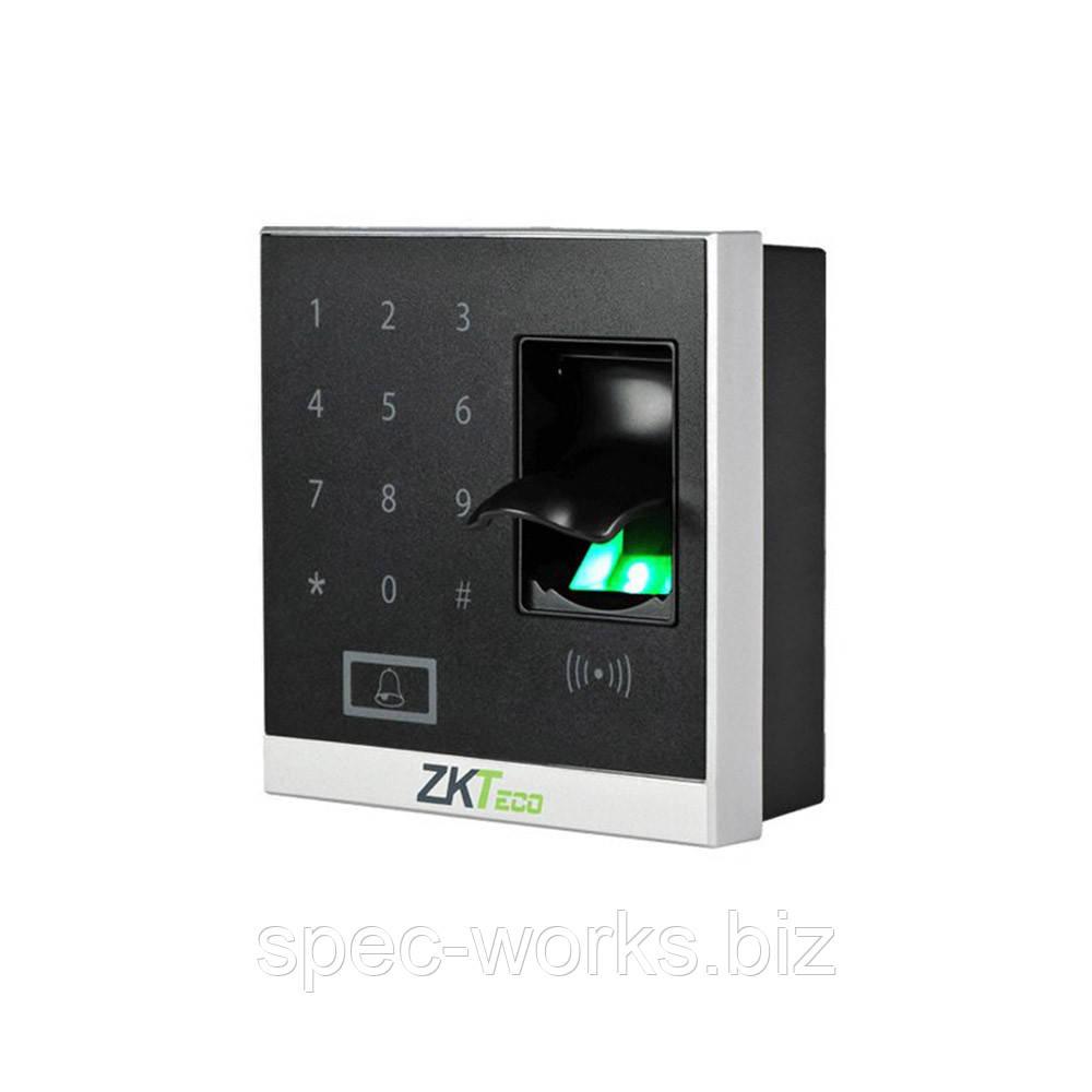 Биометрический автономный терминал ZKTeco X8s EM