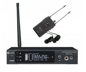 Персональная мониторная система UHF 630-655MHz Prodipe IEM5120