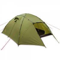 Походная трехместная туристическая палатка Pinguin Tornado 3