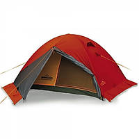 Туристическая палатка двухместная Pinguin Gemini 150 Extreme Snow orange