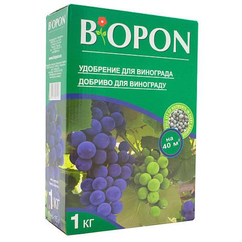 Добриво гранульоване для винограду 1кг, BIOPON, фото 2