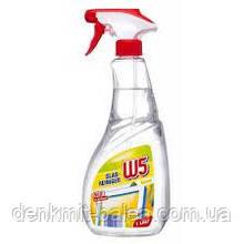 Средство для мытья стекол и зеркальных поверхностей с ароматом лимона W5 Glasreiniger Lemon 1000 мл.