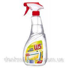 Засіб для миття скла і дзеркальних поверхонь з ароматом лимона W5 Glasreiniger Lemon 1000 мл.