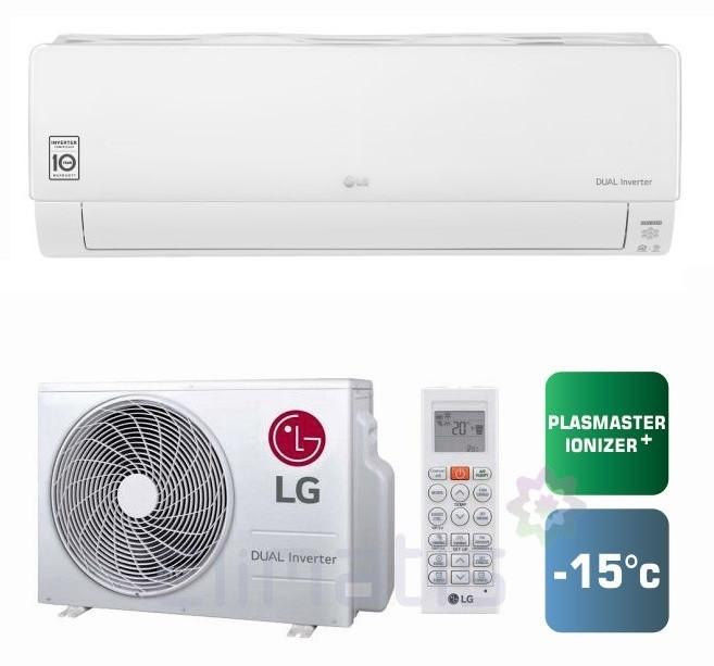 Інверторний кондиціонер LG DC07RT.NSAR/DC07RT.UA3R EVOCOOL