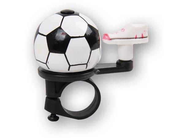 Звонок Green Cycle GCB-023A-BK футбольный мяч