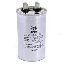 Пусковий Конденсатор CBB65 плівковий 55 мкФ 450В