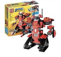 Конструктор радиоуправляемый MOULD KING Красный Робот 13001  ( Boost) 390 дет, фото 1
