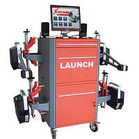 Стенд для регулировки развала-схождения колес автомобилей X-631  LAUNCH X-631