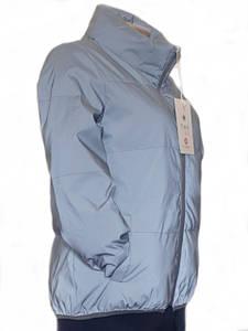 Куртка зі світловідбиваючої тканини  (L-XL)