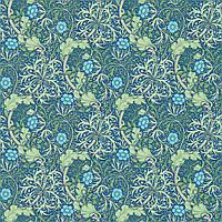 Morris Seaweed Cobalt/Thyme, фото 1