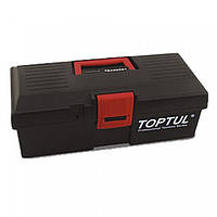 Ящик для инструмента 2 секции маленький пластиковый TBAE0201 TOPTUL