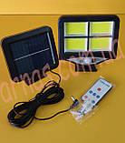 Светильник Solar Sensor Light BK-128-4COB, фото 2