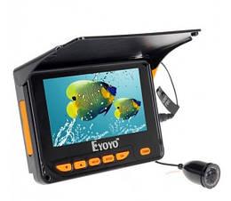 Видеоудочка Eyoyo F05 Led подводная видеокамера кабель 20 м