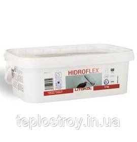 Обмазочная гидроизоляция гидрофлекс битумно-эмульсионная мастика для кровли