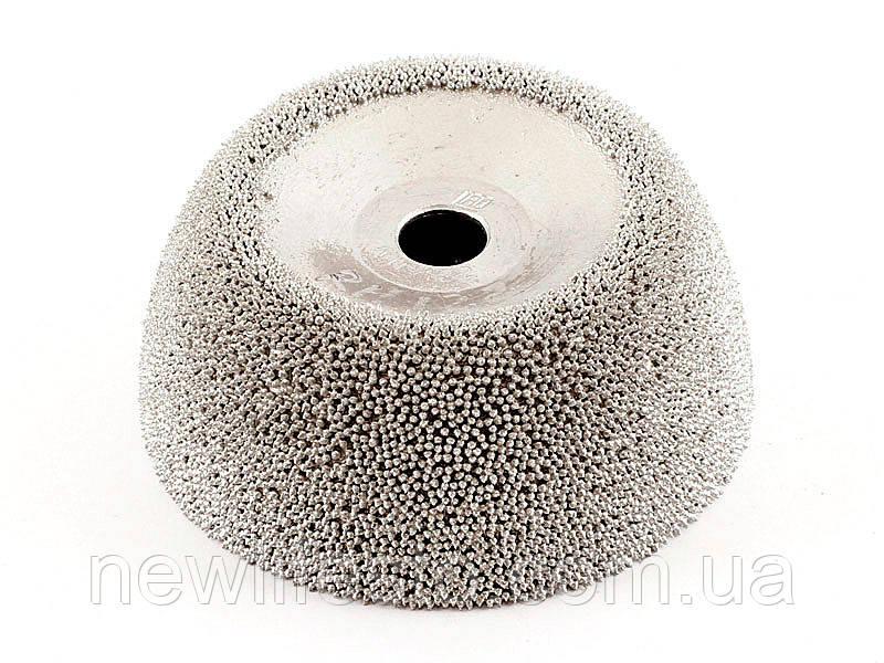 Абразивная полусфера d-90 мм, зерно 390 (RH 122) TECH, США - НьюЛайфСТО в Херсоне