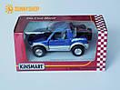 Металева машинка Kinsmart Toyota Rav4 KT5011W, фото 3