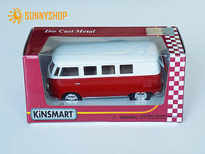Металлическая машинка Kinsmart 1962 Volkswagen KT5060W