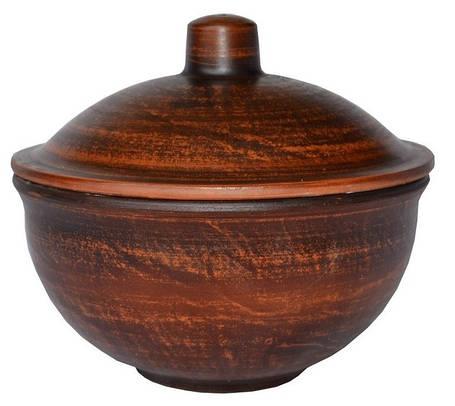 Глиняные горшки (жульены) для запекания