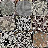 Чехлы накидки на стульчики и табуретки | На размер табуретки от 30 до 34см. Высокого качества, полноразмерные., фото 3