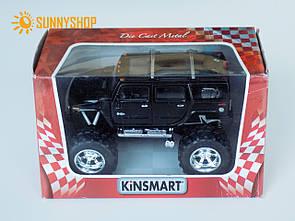 Металлическая машинка Kinsmart Hummer KT5337WB